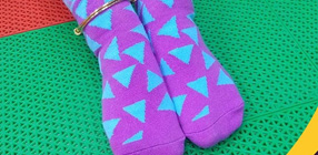 What Kind of Socks Can Prevent Foot Odor?