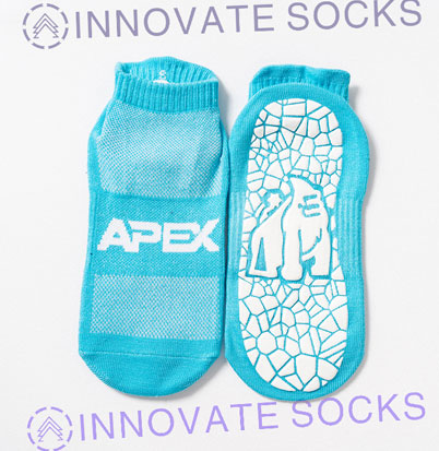 APEX trampoline socks<!--[