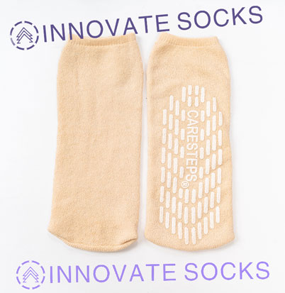 Airline Airplane Disposable Travel Socks <!--[