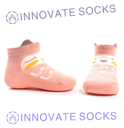 Unisex Cute Animal Pattern Baby Socks<!--[