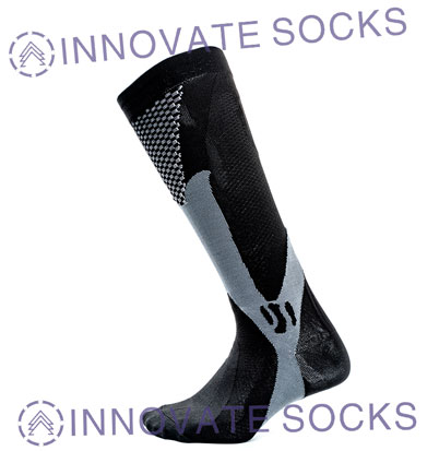 Basketball Professional Cotton Sports Men Compression Socks<!--[