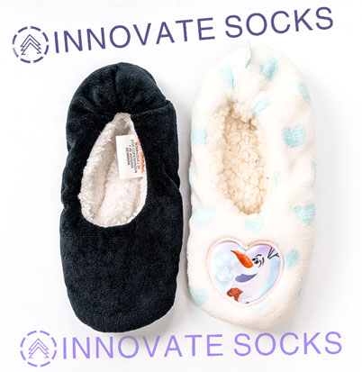 Soft Thick Wholesale Fuzzy Slipper Socks