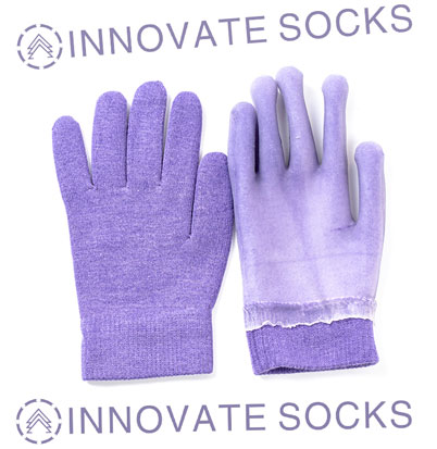 Soften Disposable Socks Repair Moisturizing Spa Gel Gloves
