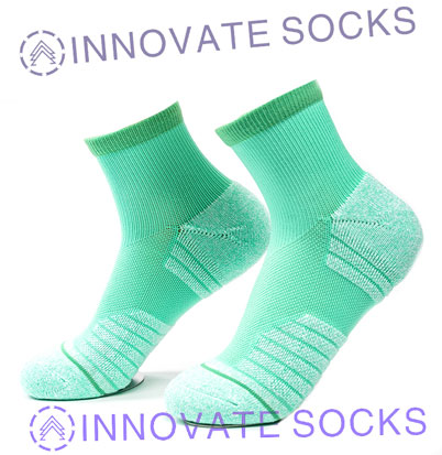 Athletic Cushion Sport Basketball Arch Antislip socks<!--[