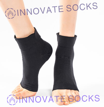 Foot Care High Elastic Medical Sport Plantar Fasciitis Compression Socks-1