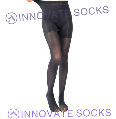 Anti-hook Thin Silk Leggings