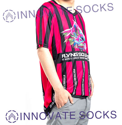 Polyester Sublimation Shirt-2