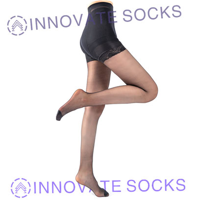 Anti-hook Ultra-thin Silk Leggings