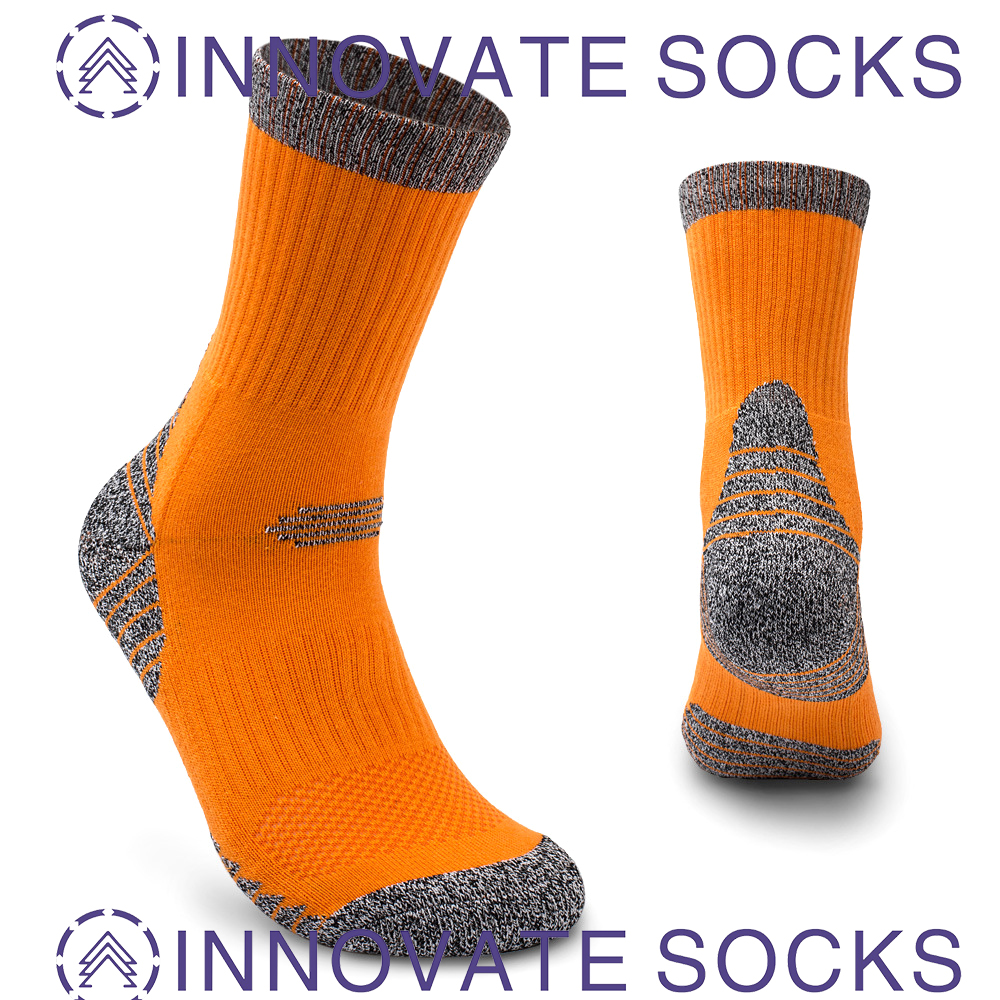 Knitted Athletic Basketball Elite Custom Sports Socks