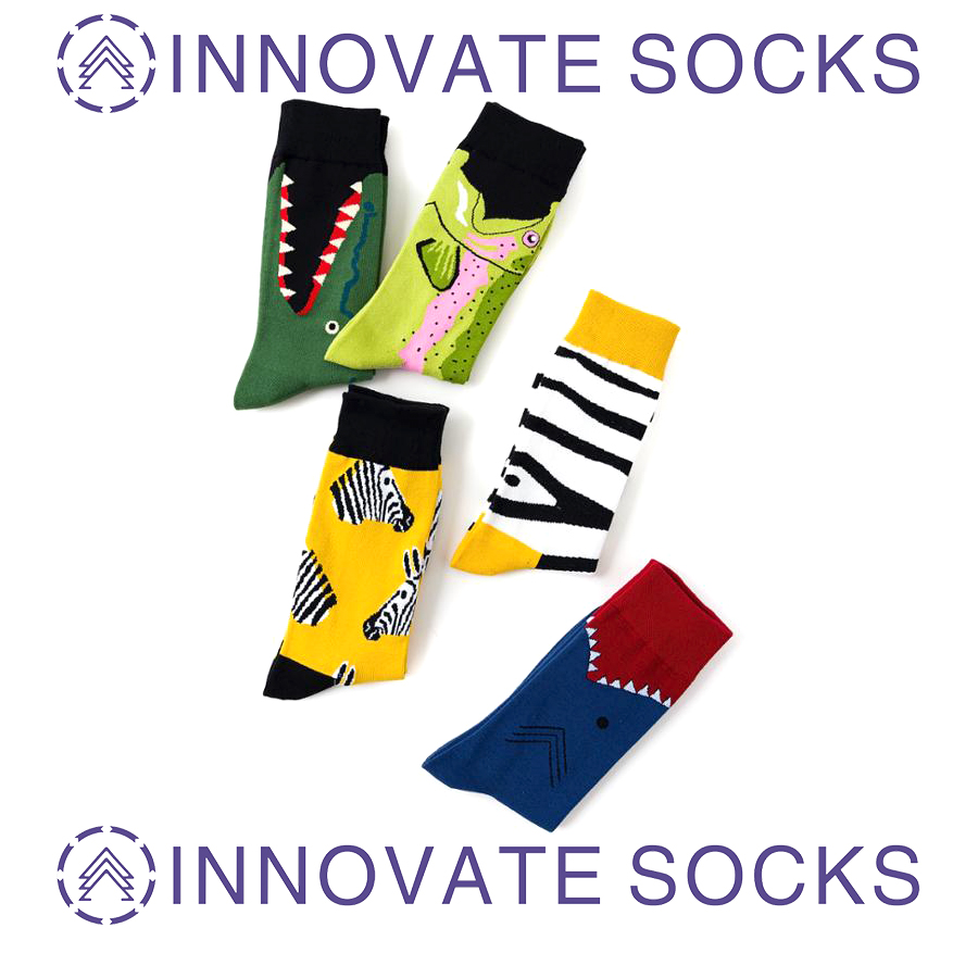Unisex Dress Breathable Socks Polka dot Assorted Color Bright Fun Cute Style Socks