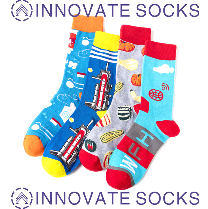 High Quality Socks Factory Funny Novelty Happy Fashion Socks
