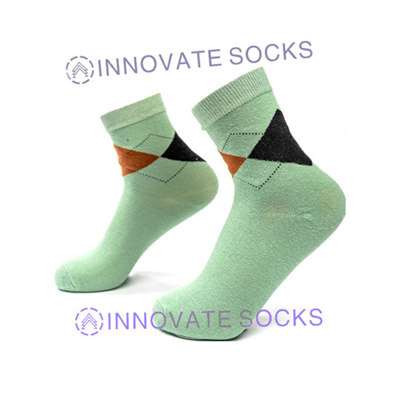 Mens Business Socks
