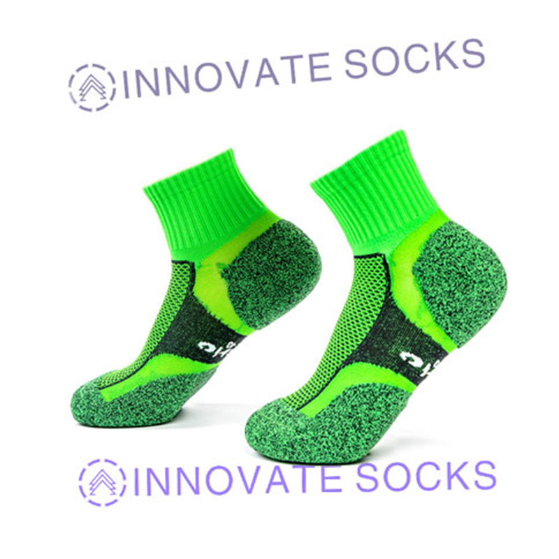 Casual Sports Cotton Socks With Terry
